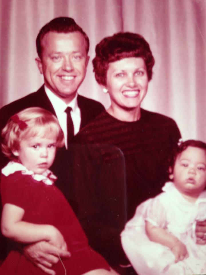 Fred, Karen, Renada, and Andrea Schulz