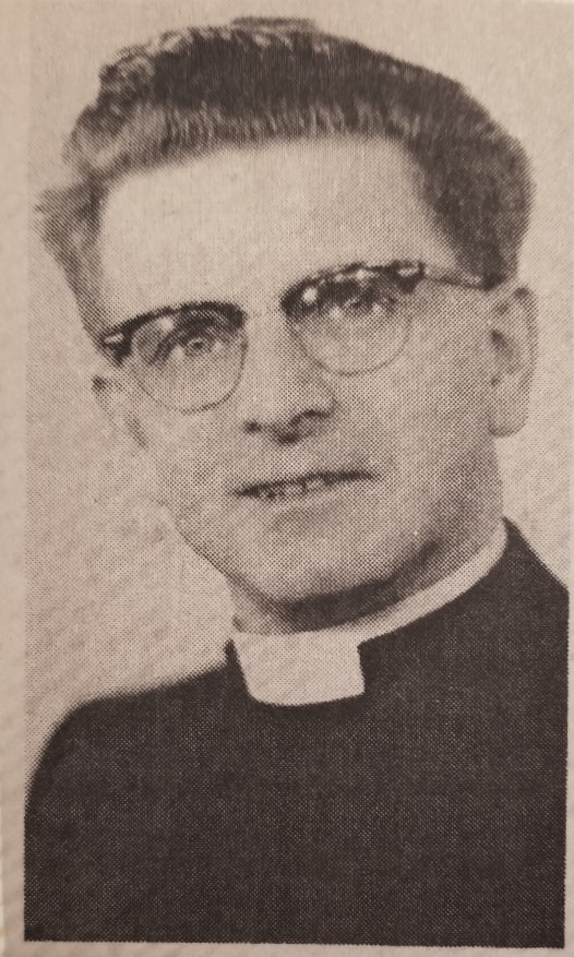 Rev. Alex Renton