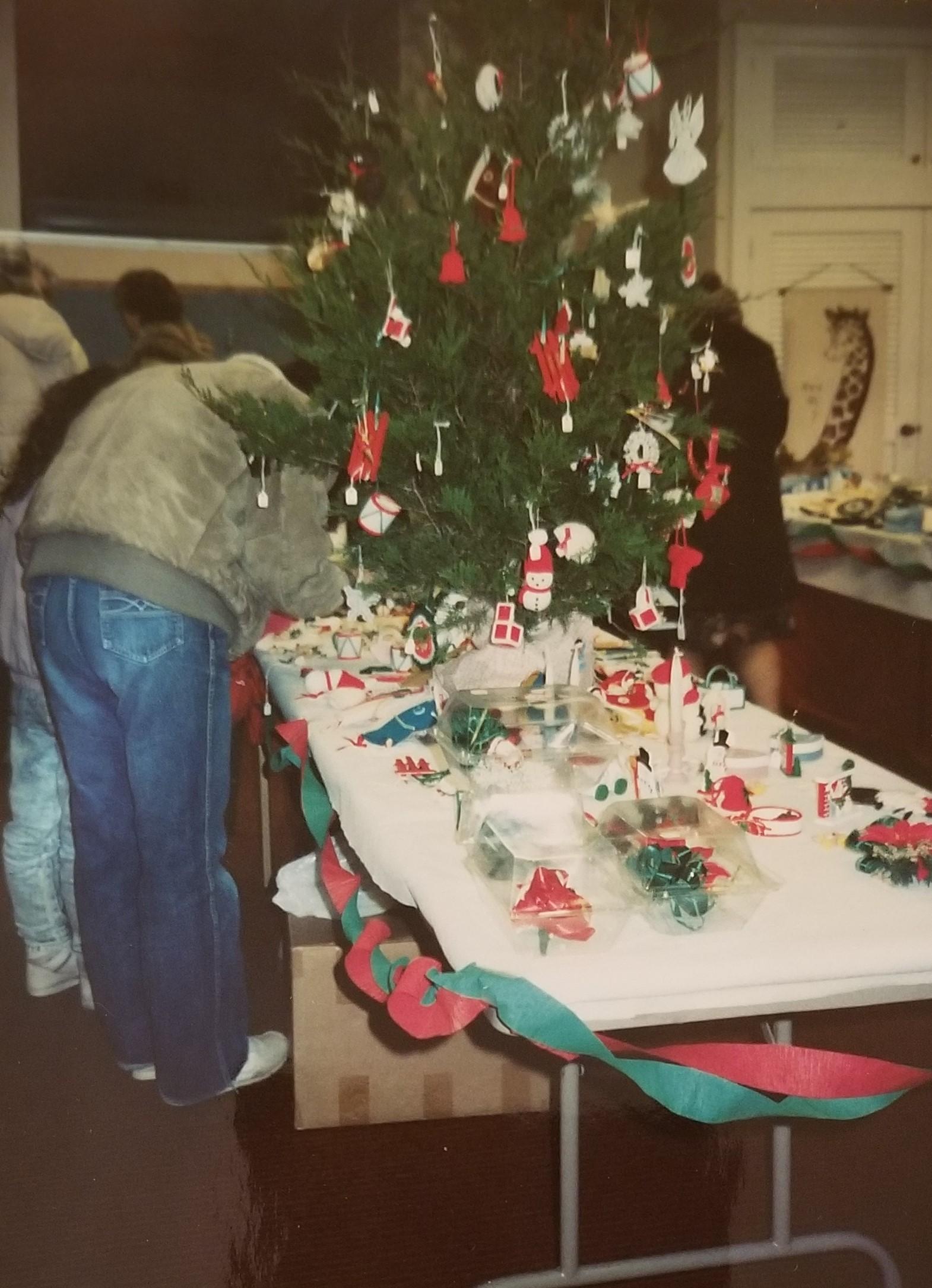 1989 Christmas Fair & Tea