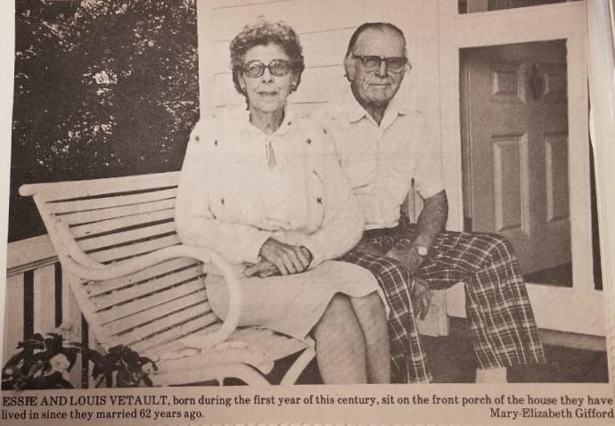 Essie and Louis Vetault