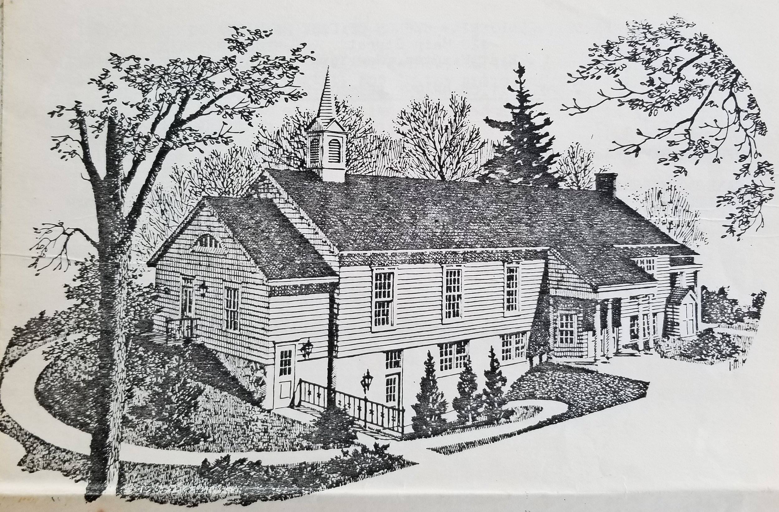 1982 - Renovated Session House
