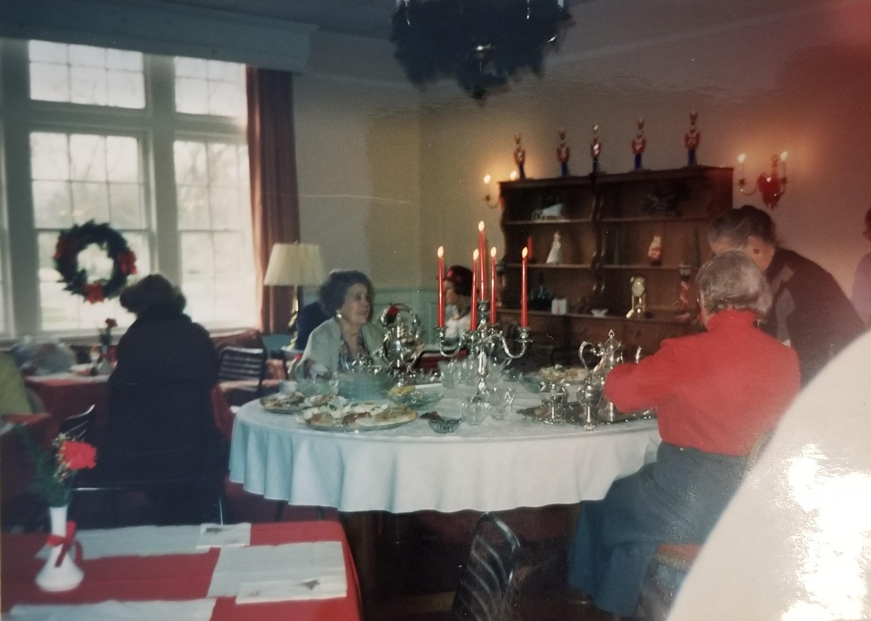 1989 Christmas Tea