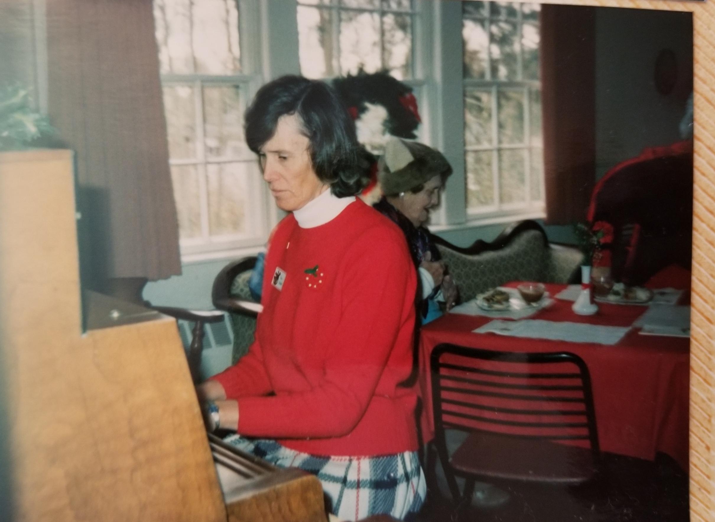 1989 Silver Tea
