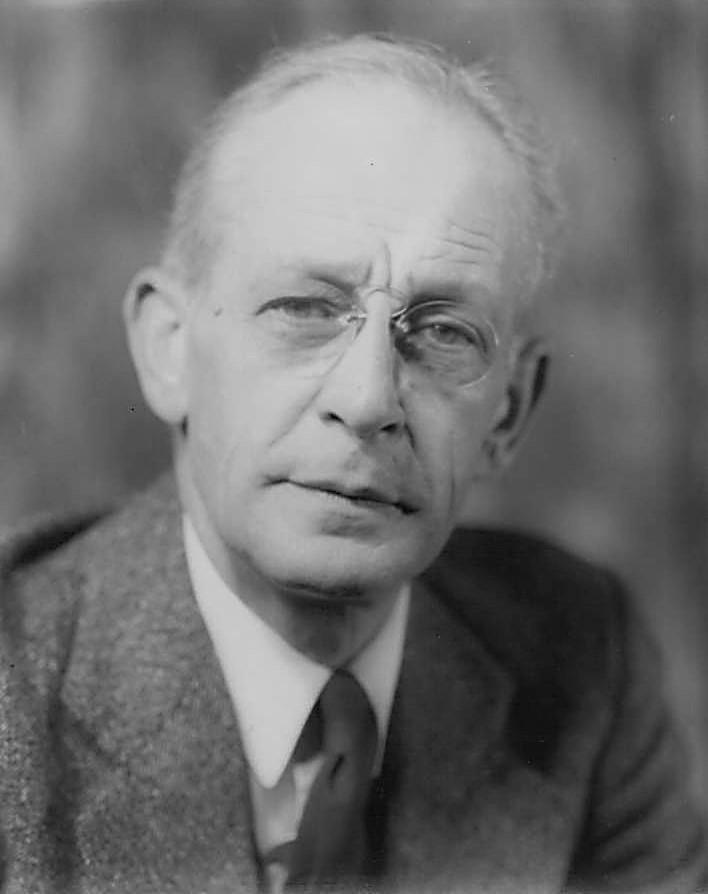 Rev. Norris Harkness, undtd photo