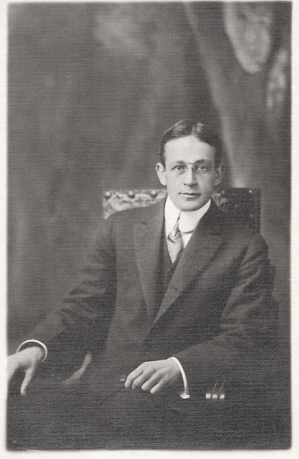Norris Harkness, c. 1890