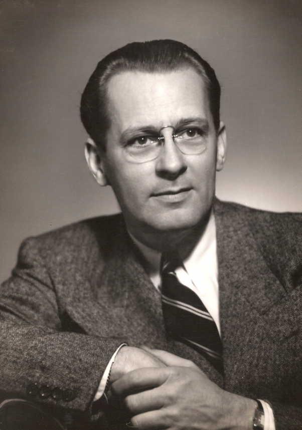 Son Norris Worrell Harkness, c. 1950's