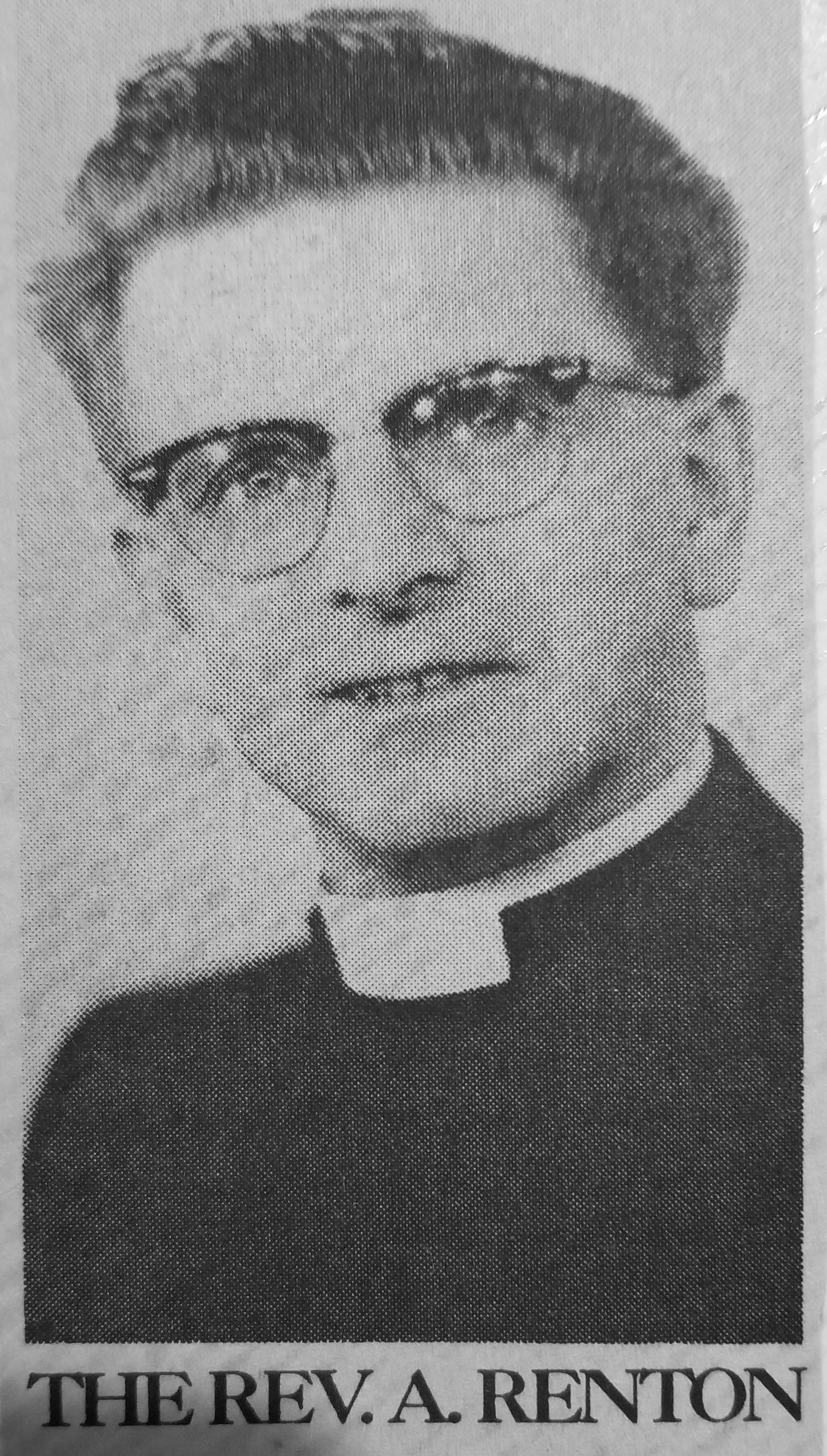 Rev A. Renton