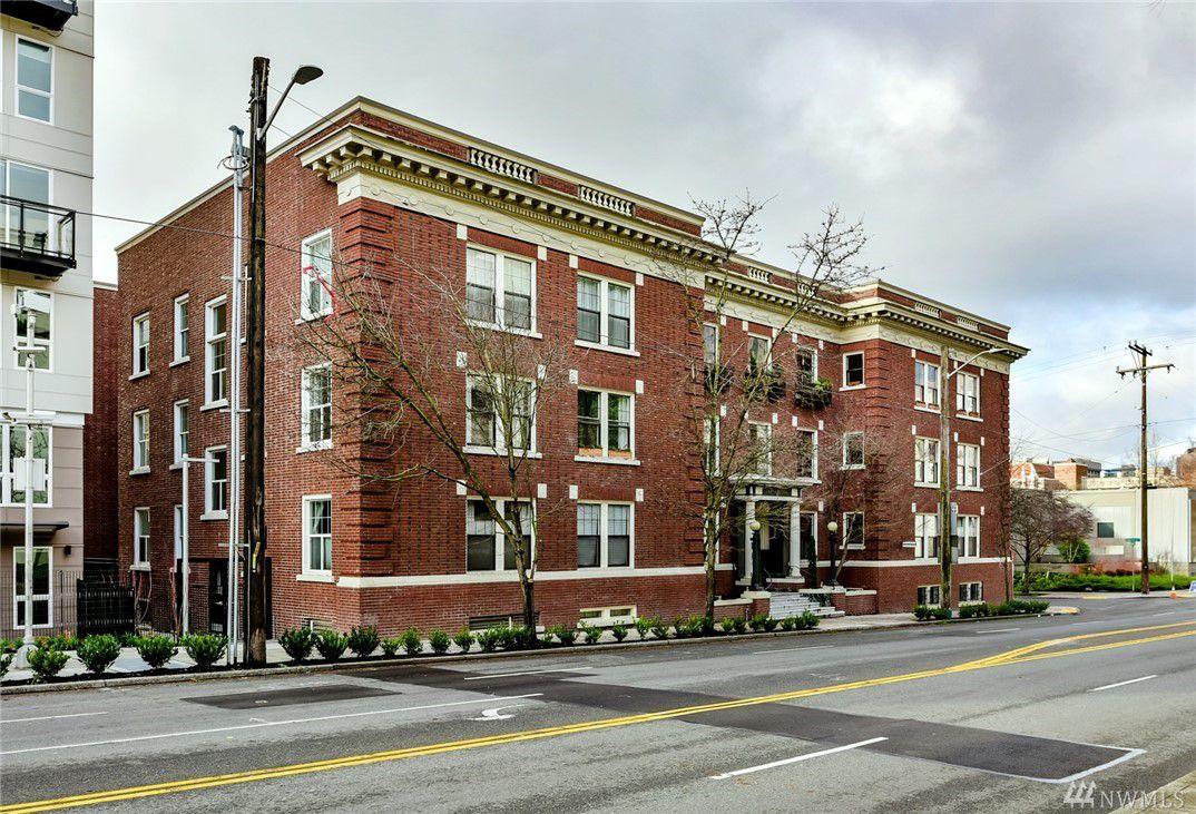 615 Boren Ave Unit #6, Seattle  $520,000