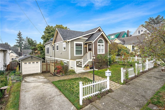 *913 N 84th Street, Seattle   $850,000