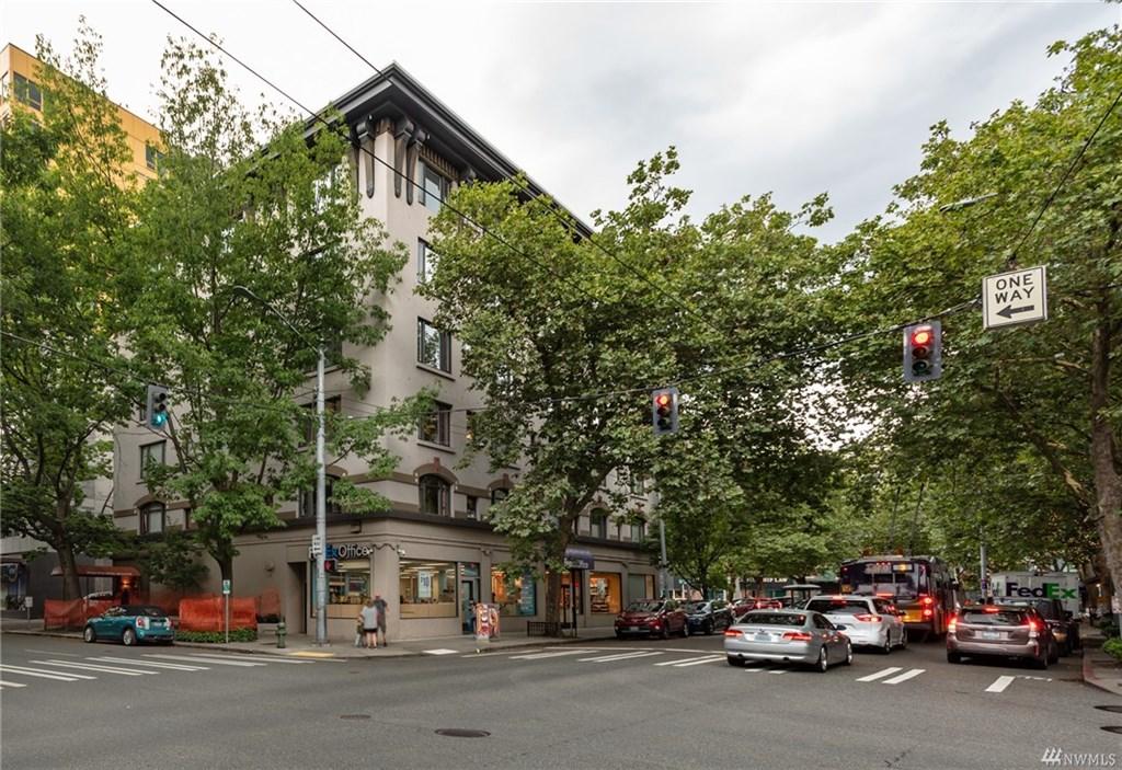 2700 4th Ave Unit #506, Seattle   $370,000