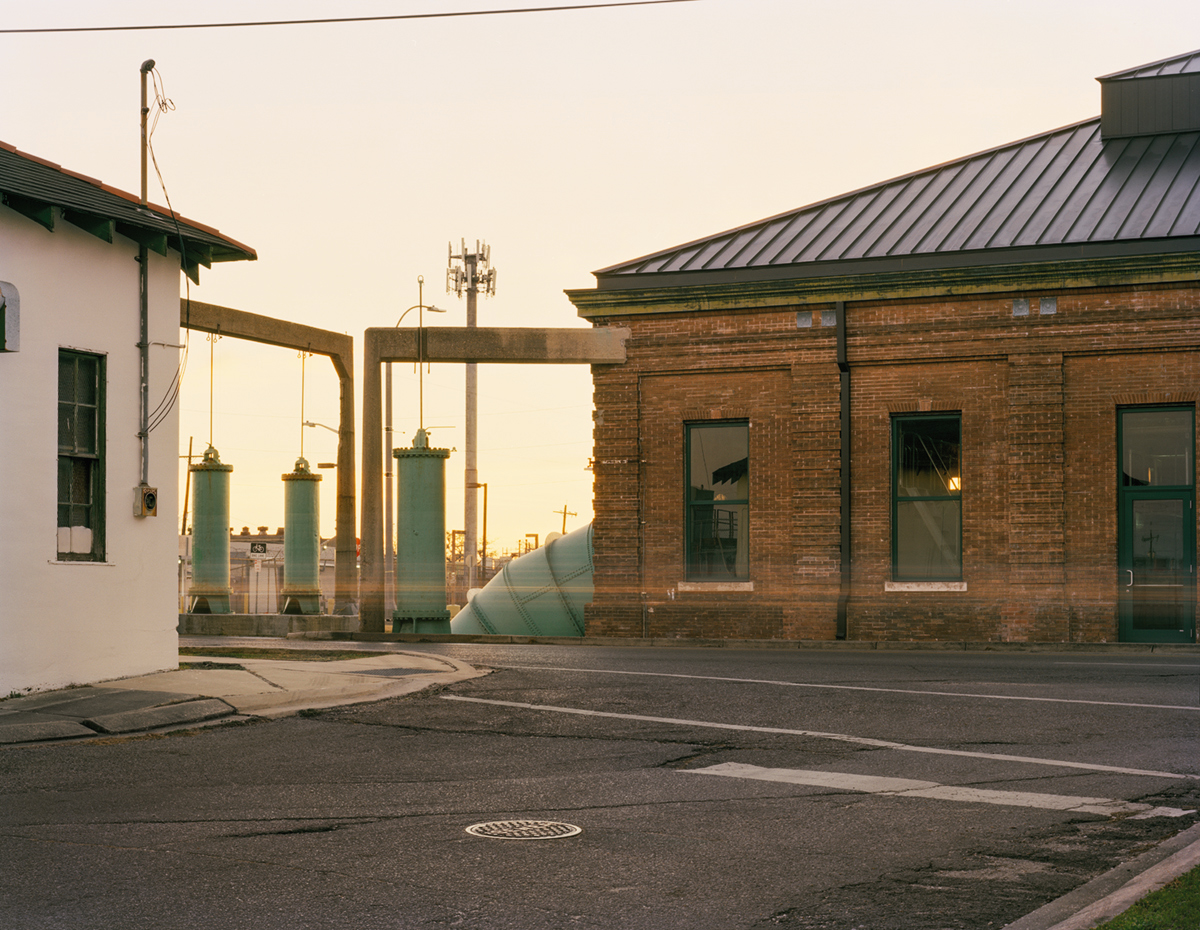 Pumping Station No.2, North Broad Street, 2018