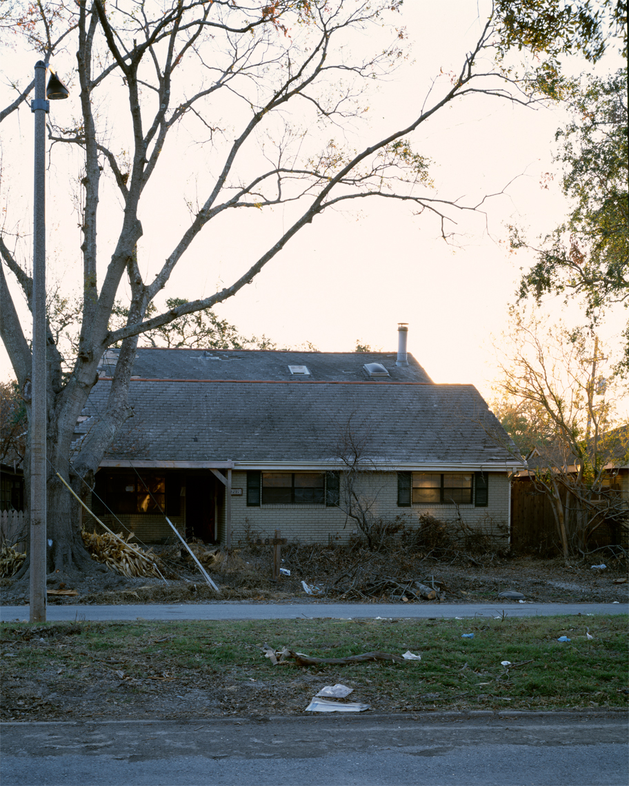 My Childhood Home in Lakeview, September 2005