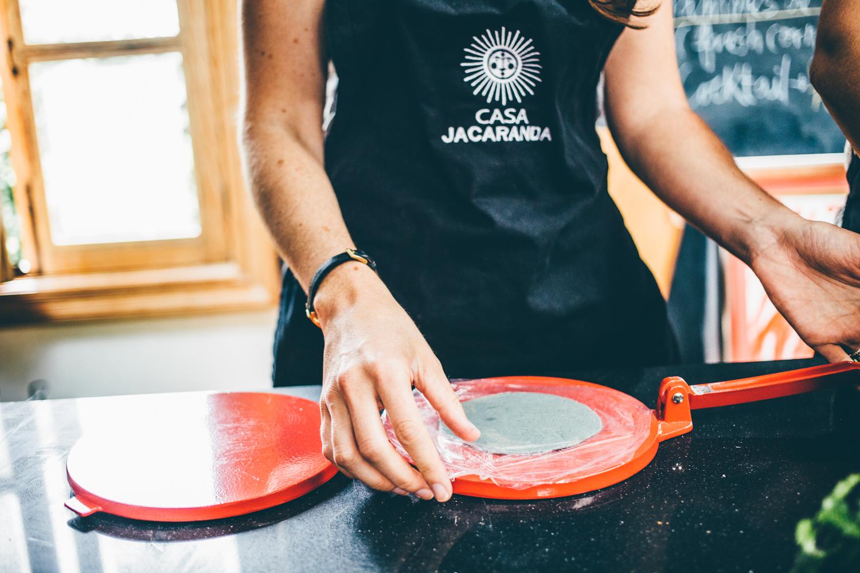 Copy of Tortilla press