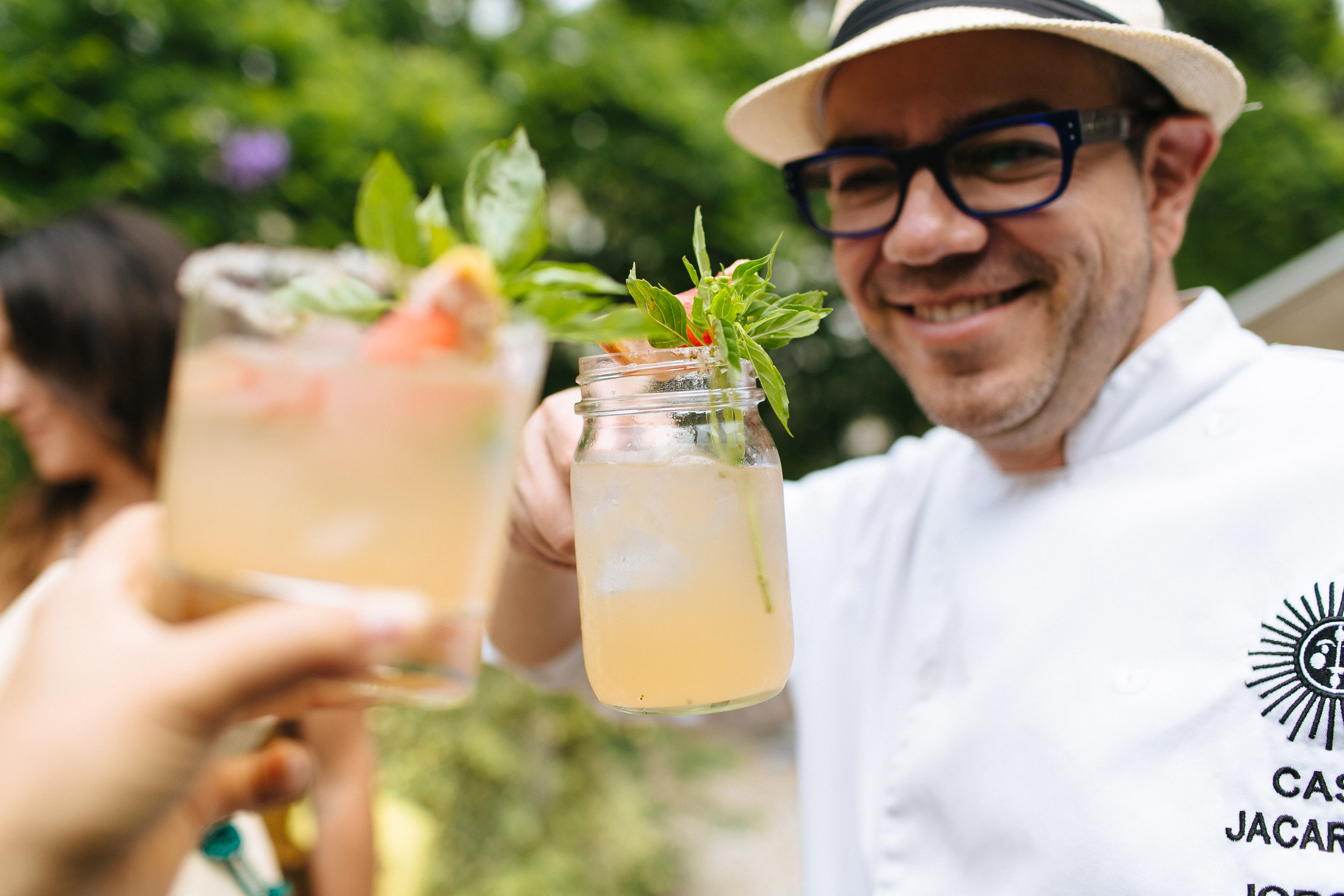 Copy of drinking cocktails with Altos tequila