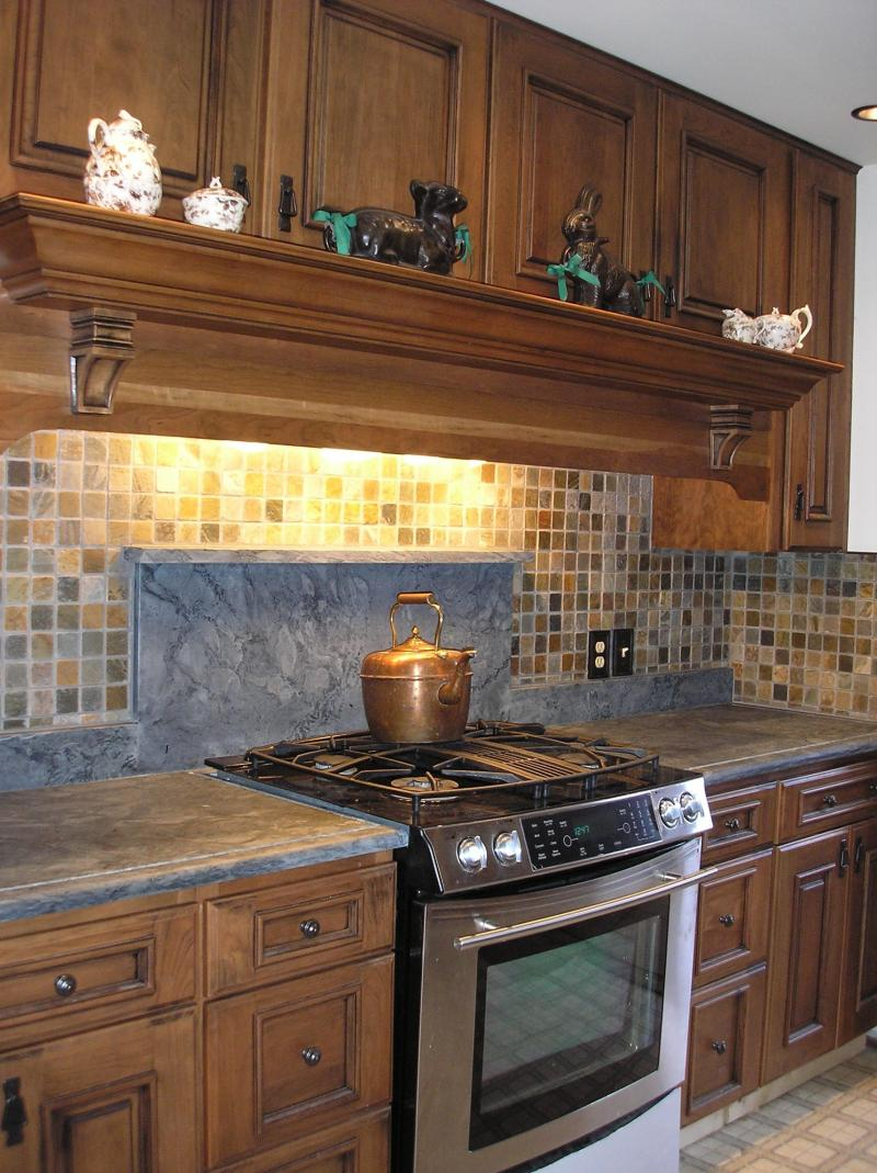 - KITCHEN REMODELING