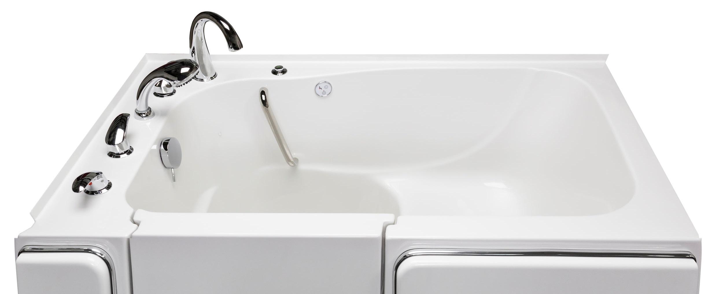 - Walk-in Bathtubs