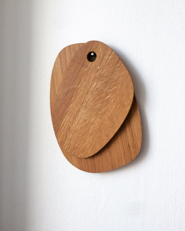 Oak tray -
