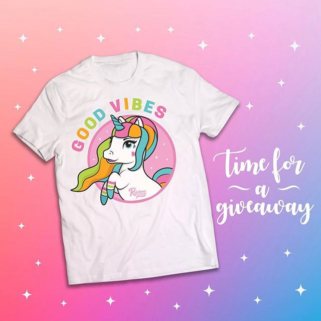 It's time for a giveaway!! ✨Rules are simple✨ 🦄Must Be Following @rainbowgosquad 🦄Tag a friend .  Bonus for tagging 2 ✨Winner picked nov 13th  More squad gear available on our website! Link in Bio