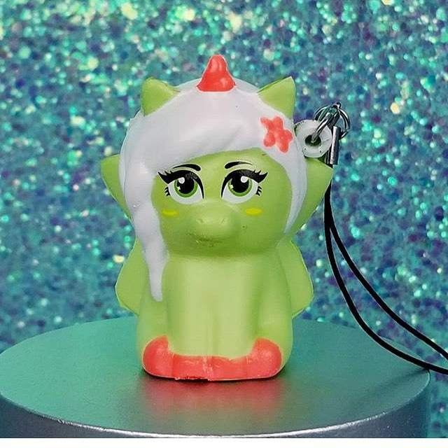 Checkout @everyonestoyclub unboxing video of our @emzoskawaiisqueezies featured on our website. Their favorite was Juniper Fern. You can tag your unicorns using #rainbowgosquad 🦄💖📦