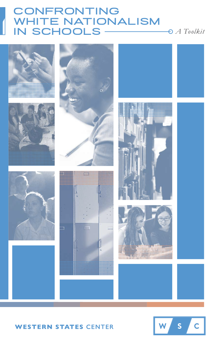 Second Edition Available Now! - Everyone who engages in the life of a school is in a unique position to isolate and push back against the growing white nationalist movement and its hateful narratives. We can build schools where everyone feels valued, and where students grow to be engaged citizens of an inclusive democracy.