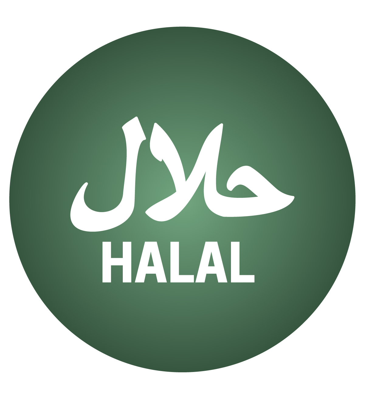 HALAL Inspected Facility - Northwest Cosmetic Labs has been inspected as a facility that manufactures products that are acceptable for use per Islamic Law.