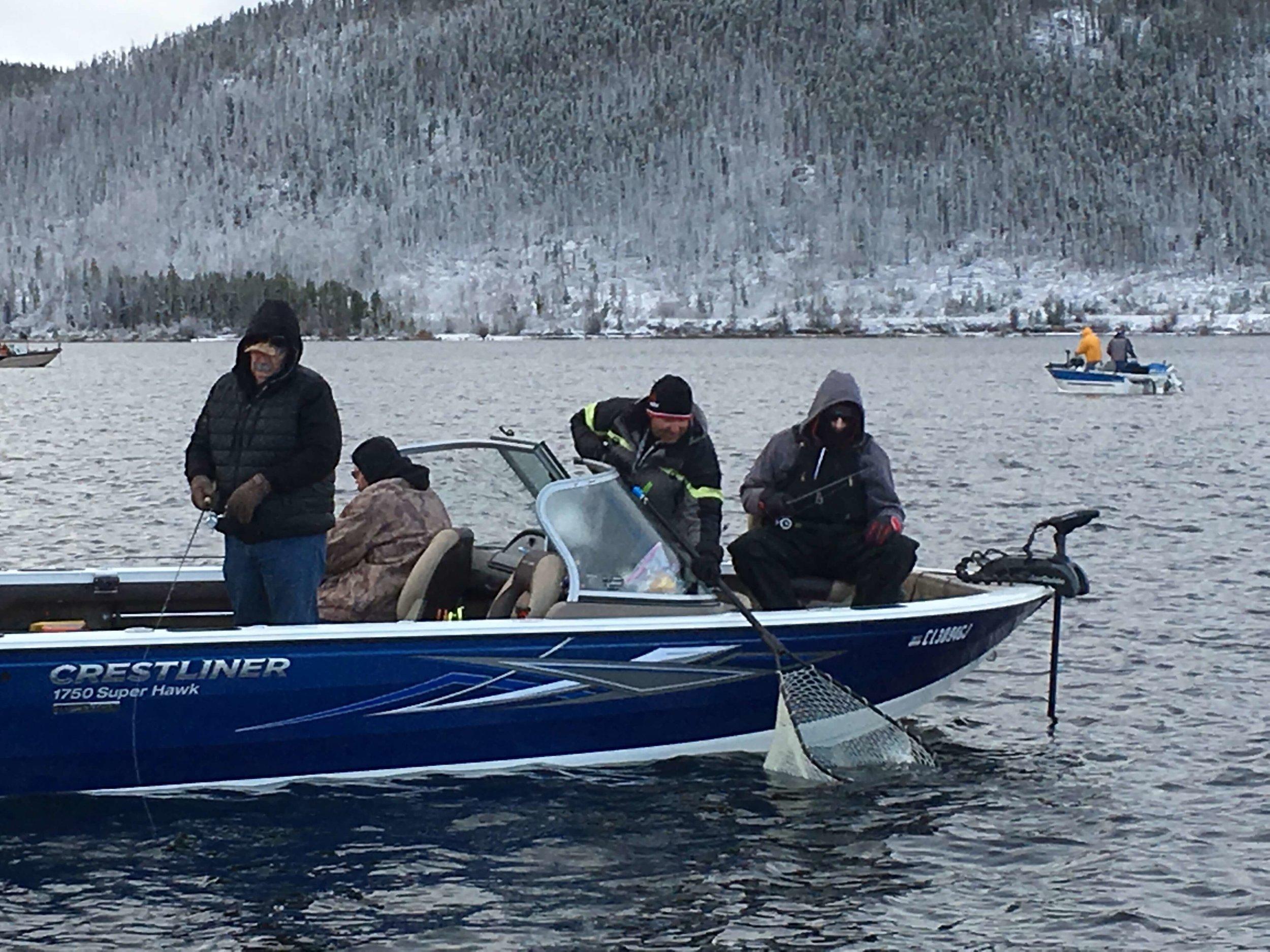 sport fishing colorado