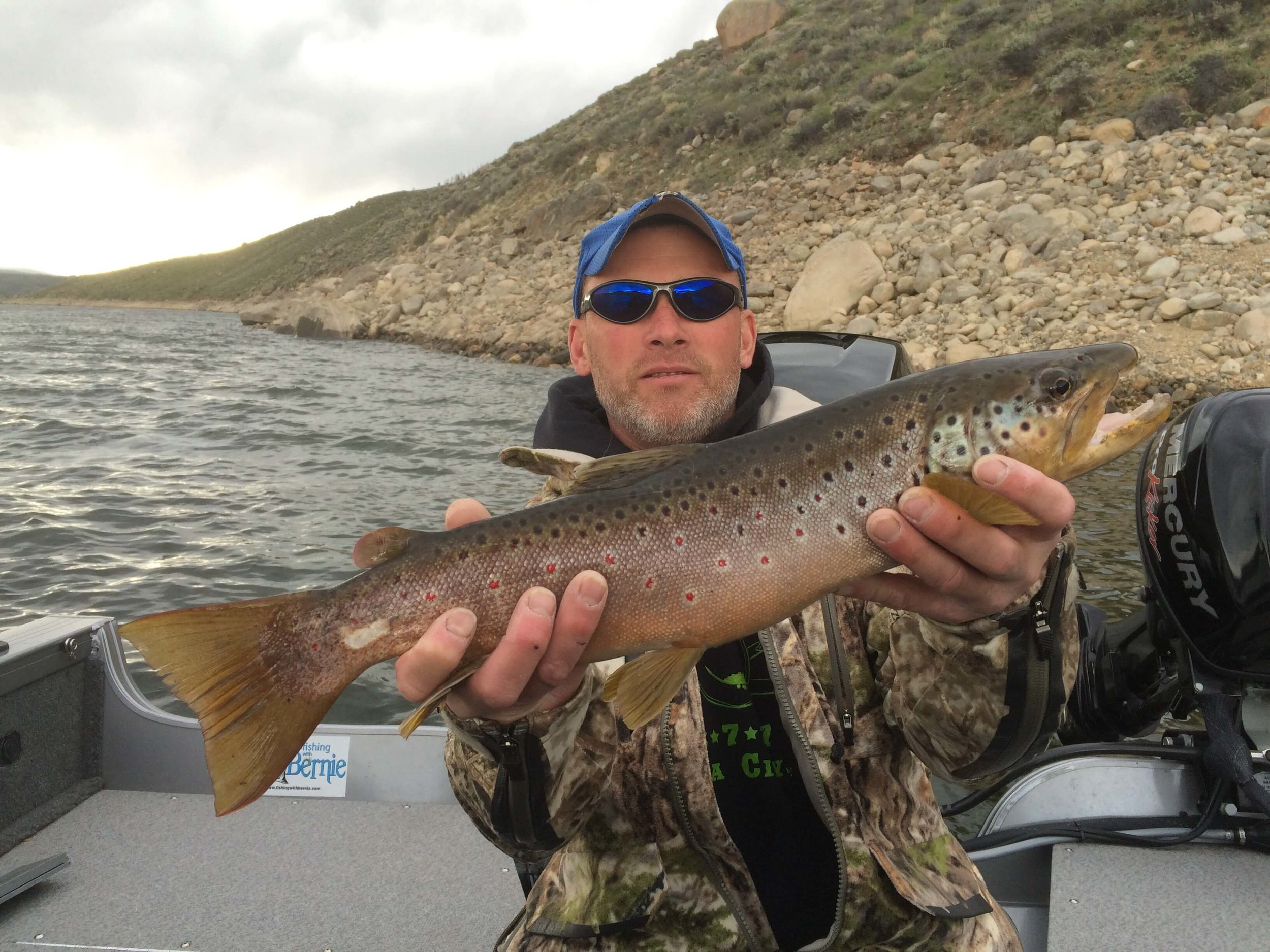 guided fishing trips colorado
