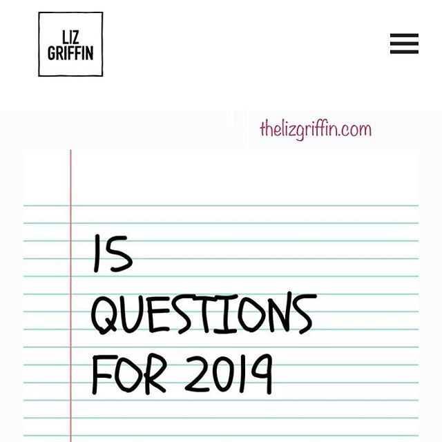 We are back at it this week and using @thelizgriffin 's 15 Questions to reflect on the past year and look ahead to 2019 both personally and corporately. #detroitmovementsresidency #Godisonthemove #reflectingandplanning #thebestisyettocome