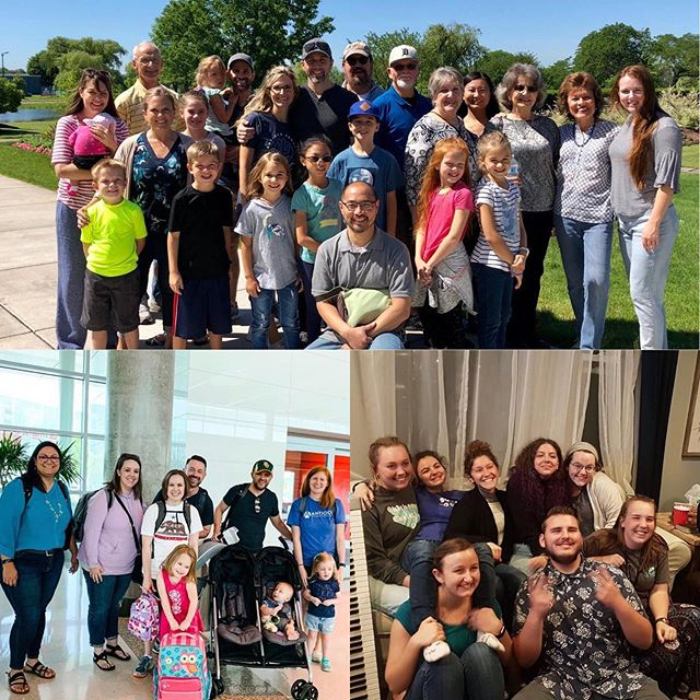 Thankful for these teams that have served and loved our city this summer ... sharing, gardening, praying, refugee house renovating, playing ... You are a blessing and our city is forever changed! @antiochfortworth @antiochphx @antiochwaco
