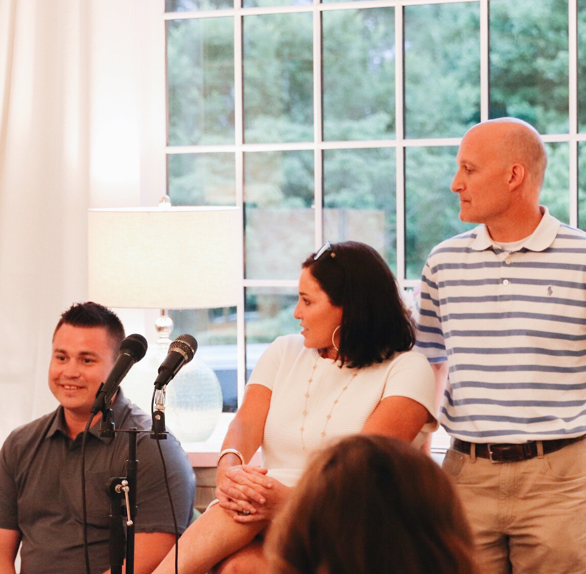 Lynn's Adoption StoryPart 2 - Ten years ago, Lynn reconnected with her biological son she had placed for adoption after a teenage pregnancy. This Q&A session with Lynn and Zach followed the story of how adoption changed her life. You can listen to that story (Part 1) in Episode 52,