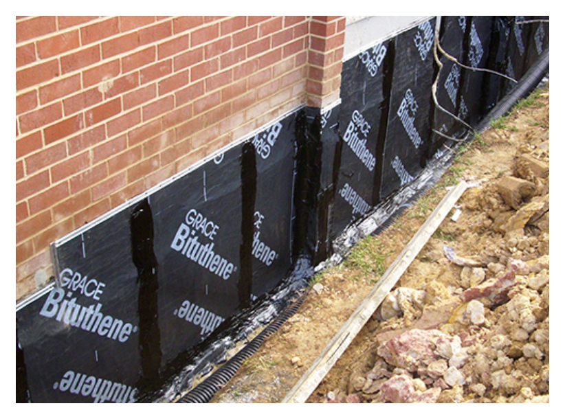 Waterproofing - As specialists in waterproofing and drainage construction, Lanham Construction can install repair, or replace a variety of projects, including:+ interior water control systems+ exterior membrane application+ sump pumps+ drain pipes+ catch basins+ yard drains+ french drains+ trench drains