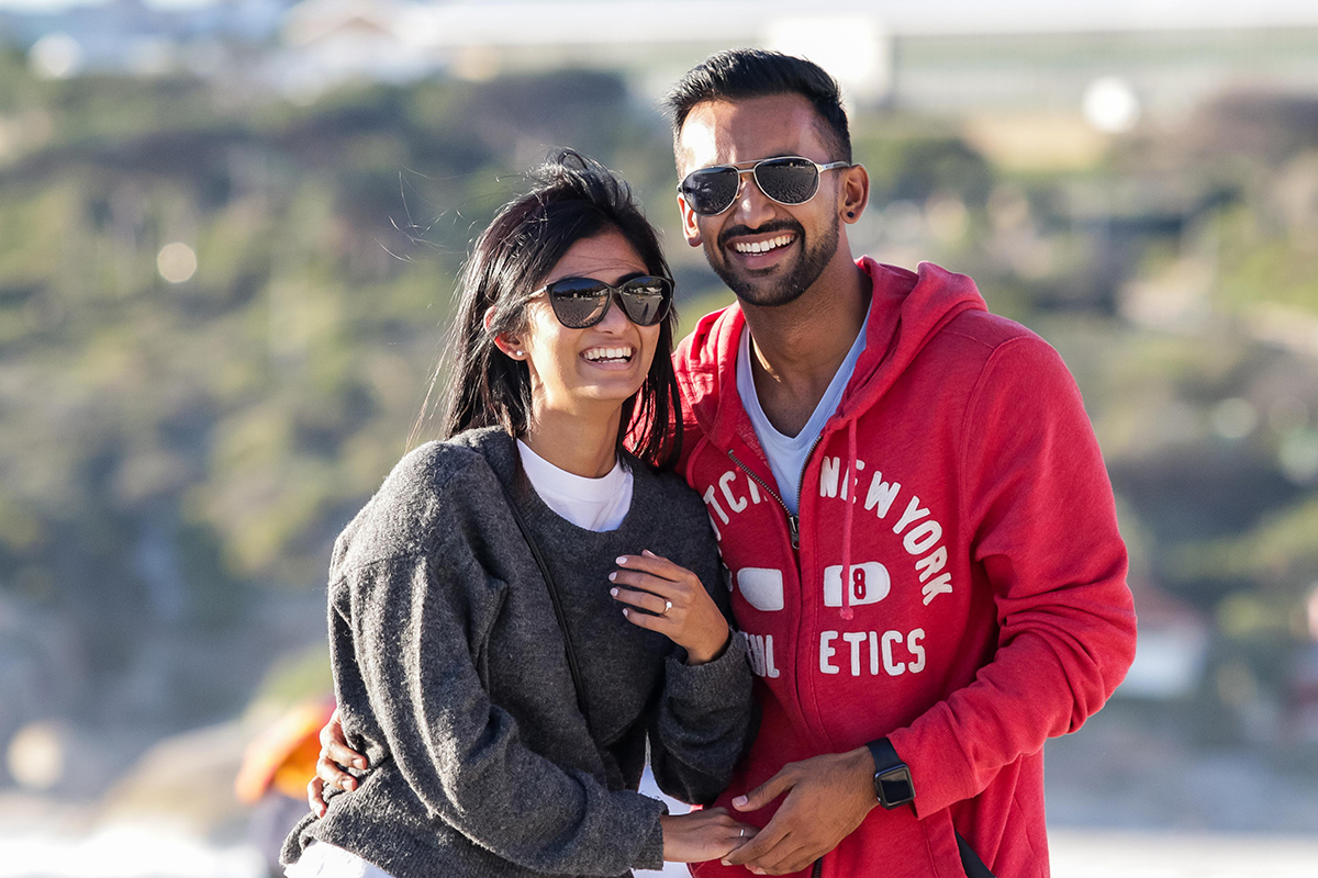 engagement shoot by Roland C photography Cape Town