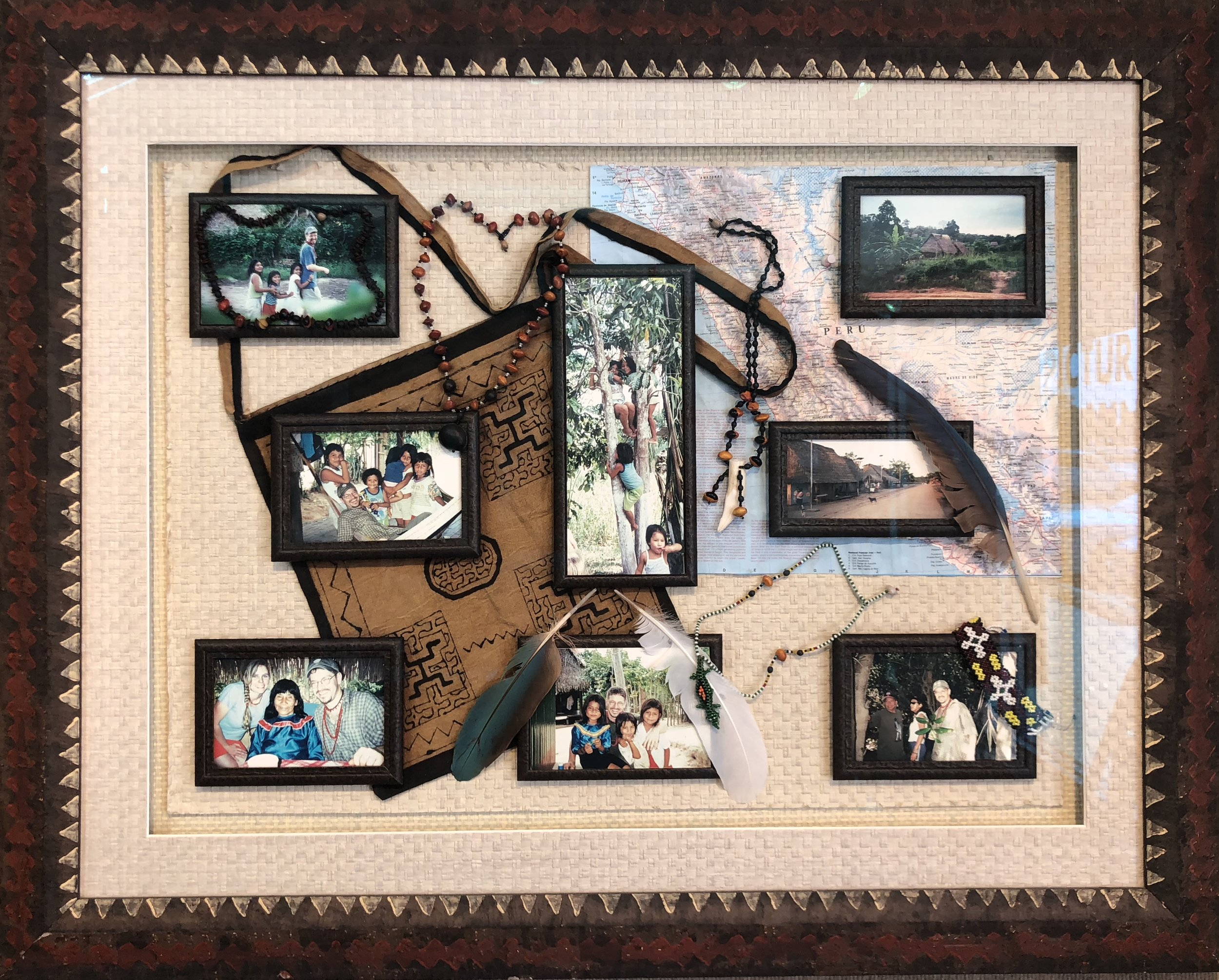 Bring us your photos and objects that tell your Story! - We help you create the best display of your passions and Love.