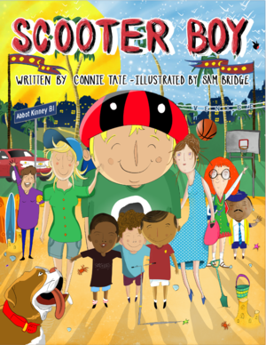 Scooter Boy — Roll On Reading