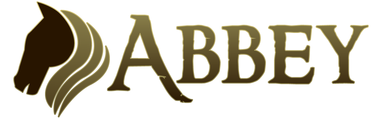Abbey Rocky Mountain Horses Logo