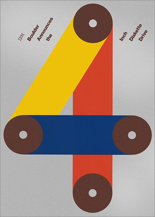 4-Inch Diskette Drive, 1969-79