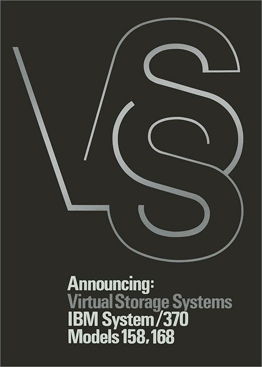 Virtual Storage Systems, 1972