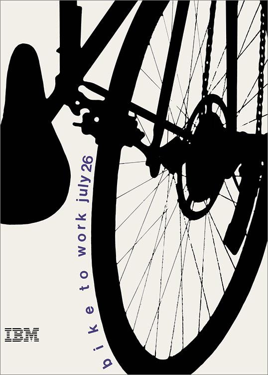 Bike to Work, 1969-79