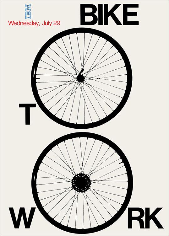 Bike to Work, 1969–79