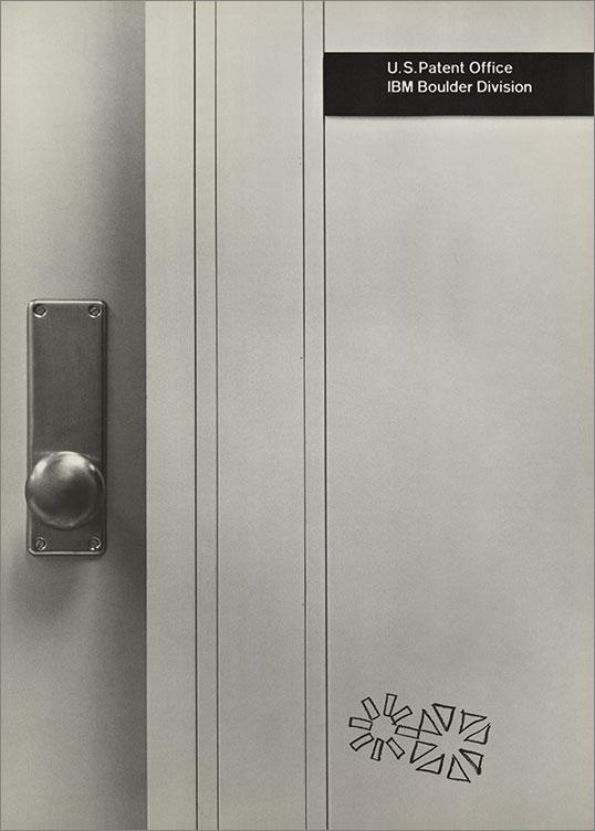 Creativity/Accomplishment | U.S. Patent Office-Boulder Division, 1969–79