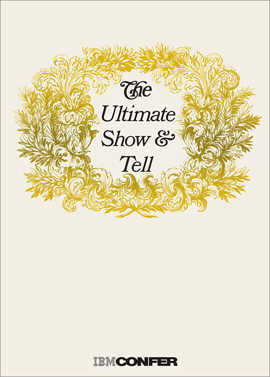 The Ultimate Show & Tell, 1969–79