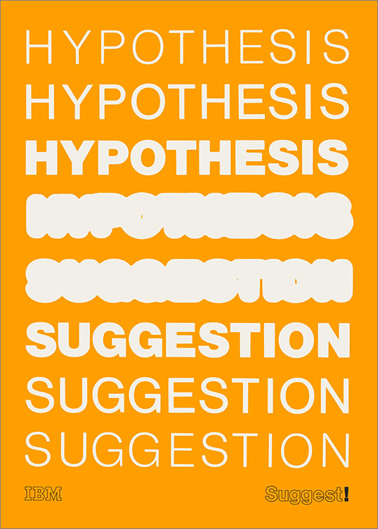 Hypothesis/Suggestion, 1978