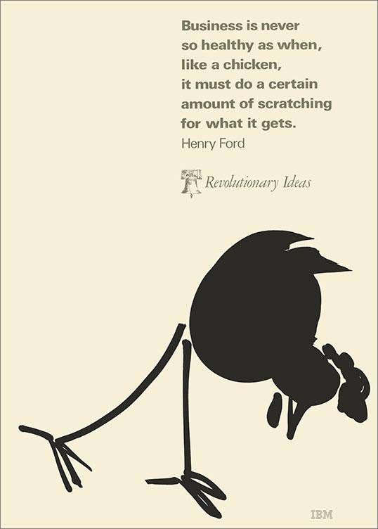 Revolutionary Ideas (Henry Ford), 1976