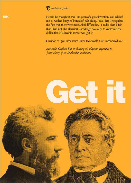 Revolutionary Ideas (Alexander Graham Bell), 1976