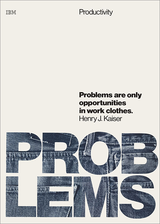 Productivity | Problems, 1975
