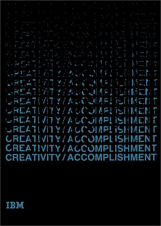 Creativity / Accomplishment
