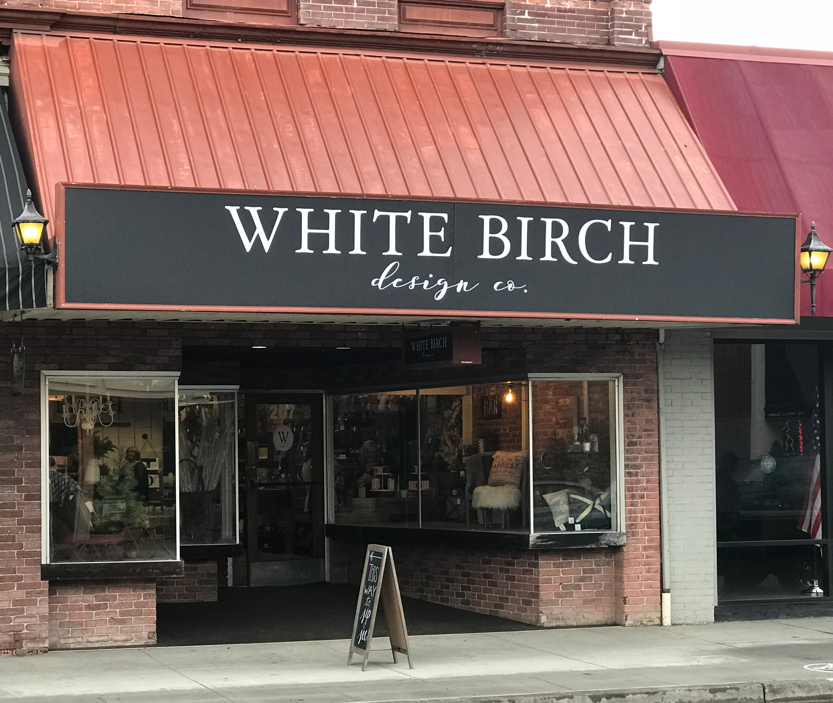Our Retail Store in Downtown Hillsboro
