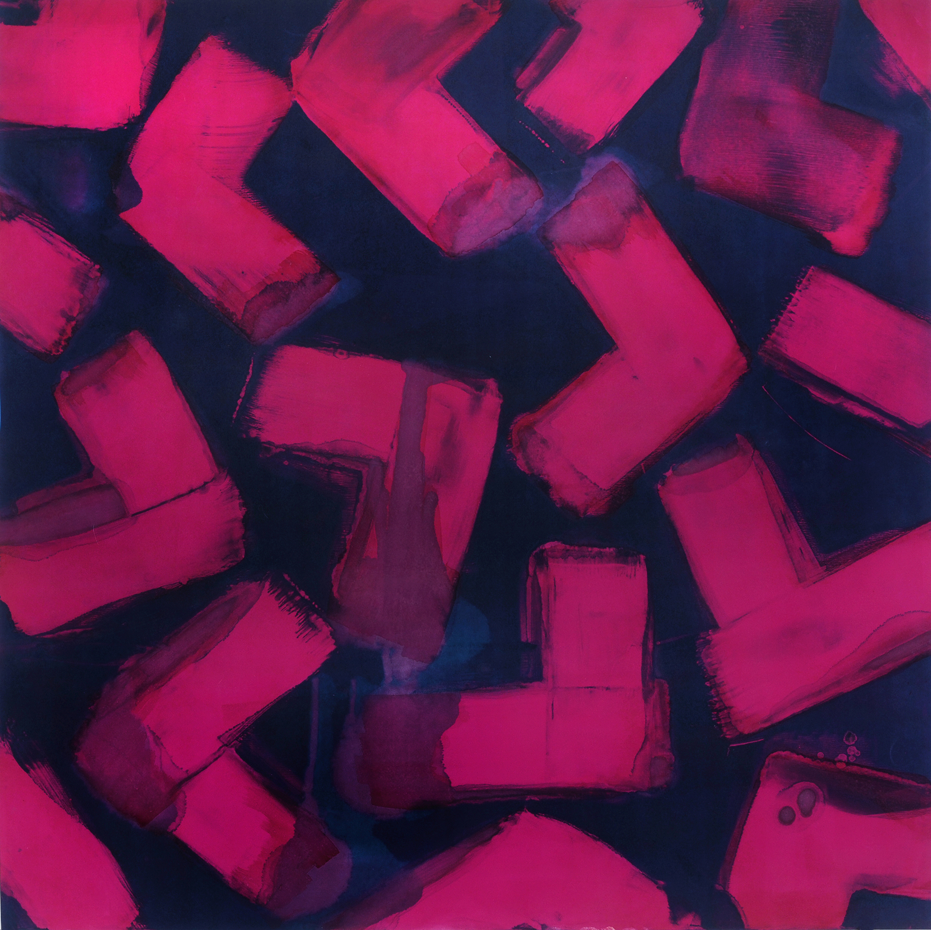 ELECTRA LUX 2009 Monotype 35 x 35 inches