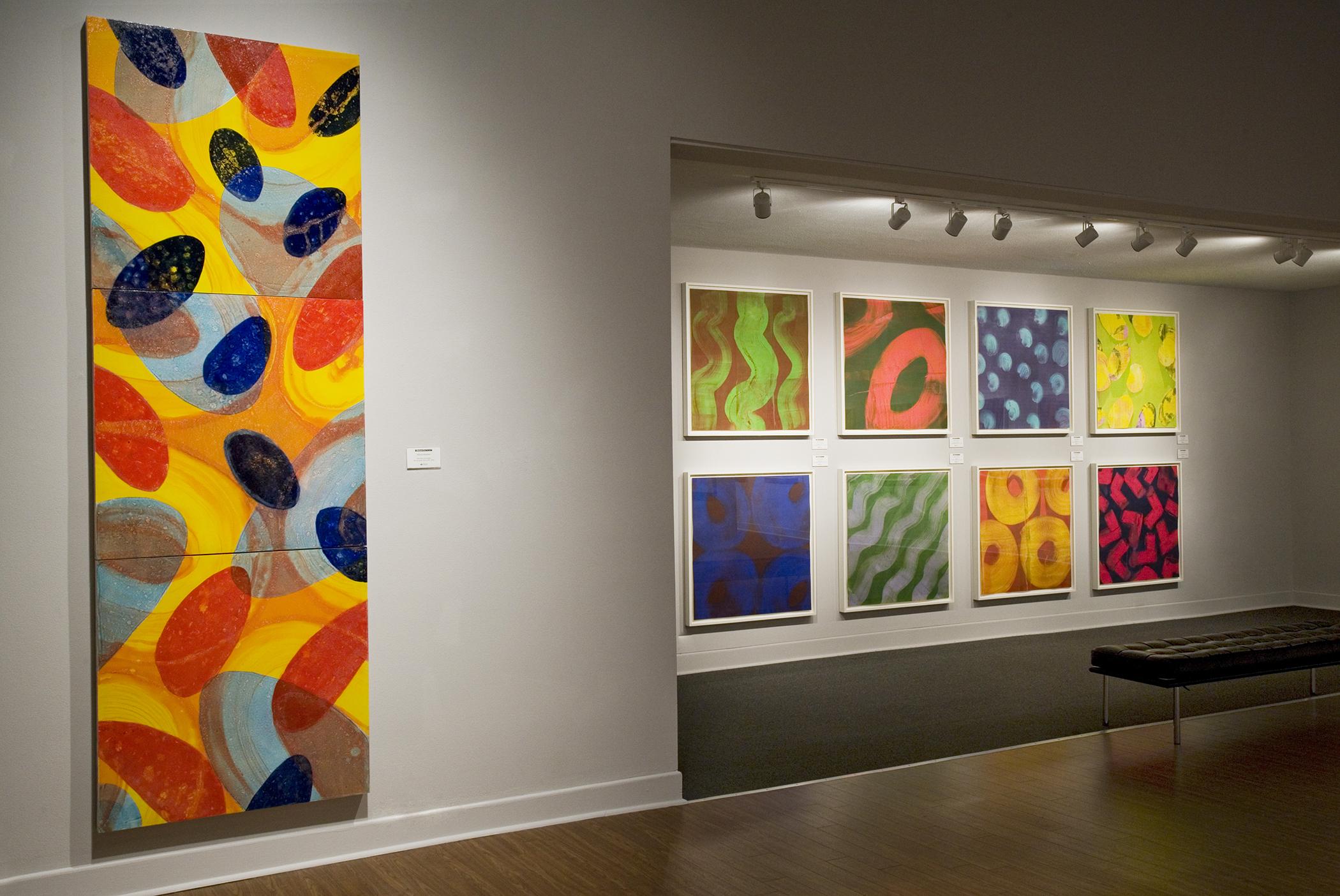 marylyn-dintenfass-bob-rauschenberg-gallery-parallel-park-1