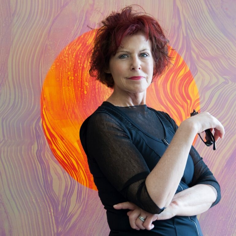 Marylyn Dintenfass' Powerful New Paintings Are a Life and Death Matter - Benjamin Genocchio | ARTNET NEWS | 09/16/2015